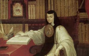 »Sor Juana Inés de la Cruz« Heidi König-Porstner